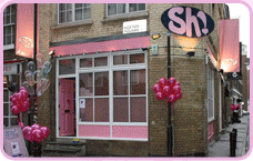 Sh! Women's Erotic Emporium 57 Hoxton Square. London. N1 6PB www.sh-womenstore.com