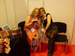 Signing Books With Kd Grace at the ETO Show