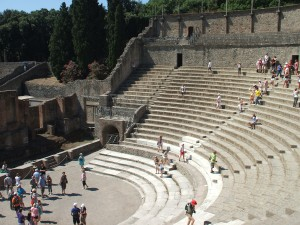 Pomp- theatre