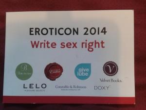 eroticon 2014a