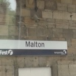 Malton station