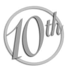 10th anni