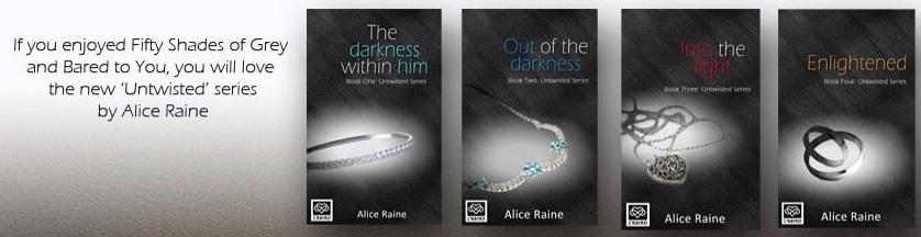 alice raine book covers
