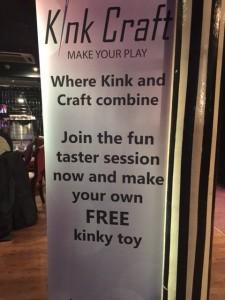 Kinkcraft