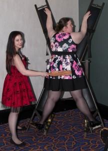 Cara Sutra teaches Victoria Blisse a lesson!