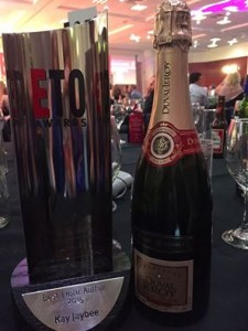 ETO Award 2015