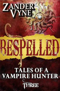 Bespelled by Zander Vyne Cover Art blog size