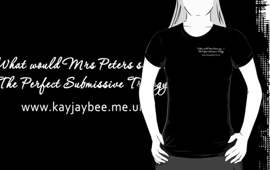 T-shirt kay-jaybee-perfect-sub