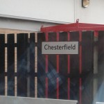 Chesterfield station