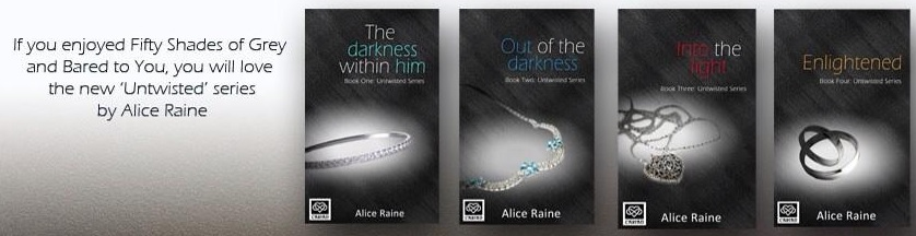 alice raine book covers