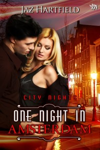 One Night in Amsterdam by Jaz Hartfield - 500