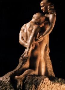 KD statue